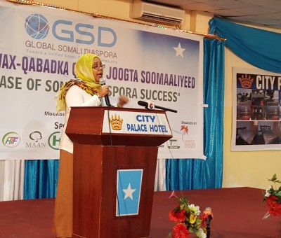 Global Somali Diaspora